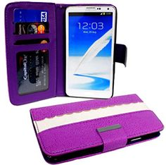 $6.99 myLife (TM) Violet Purple and Bright White {Classic Scallop Design} Faux Leather (Card, Cash and ID Holder + Magnetic Closing) Slim Wallet for the iPhone 5C Smartphone by Apple (External Textured Synthetic Leather with Magnetic Clip + Internal Secure Snap In Hard Rubberized Bumper Holder) myLife Brand Products http://www.amazon.com/dp/B00LT041SM/ref=cm_sw_r_pi_dp_NNq0tb0D0HD5N38B