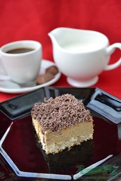 Chef Recipes, Sweets Recipes, Cooking Recipes, Romanian Desserts, Romanian Food, Sweets Cake, No Cook Desserts, Dessert Drinks, Pinterest Recipes
