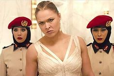 Ronda Rousey in Fast & Furious 7 Ronda Rousey Pics, Ronda Jean Rousey, Rhonda Rousy, Rowdy Ronda, Mma Gear, Ufc Women, 2015 Movies, Summer Olympics, Fast And Furious