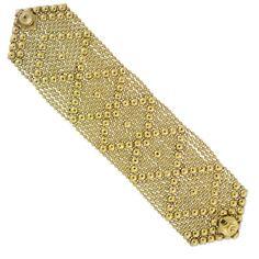 Liquid Metal bracelet Buy at Joangoehler.com