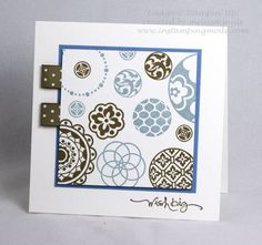 CAS22 Circle Circus Birthday by Melissa_Aggie - Cards and Paper Crafts at Splitcoaststampers