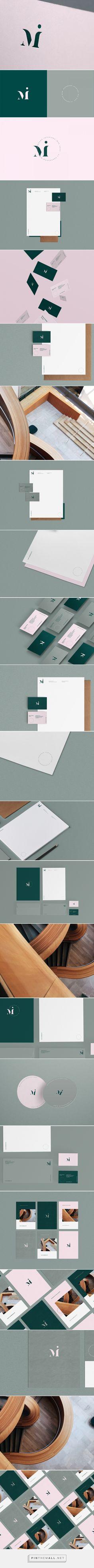 Moodboard Interiors on Behance - created via https://pinthemall.net