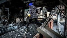 Το Κουτσαβάκι: Ο  άνθρακας του Donbass πήγε στη Ρωσία