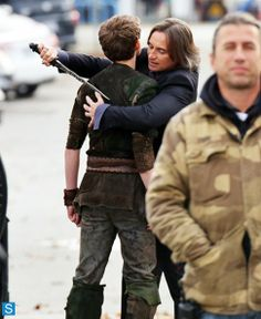 Once Upon a Time - Season 3 - Spoilerly Collection of Set Photos (1)