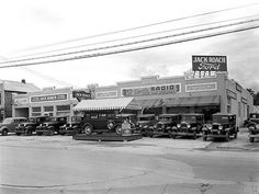 193 best Car Dealerships From PAST images on Pinterest ...