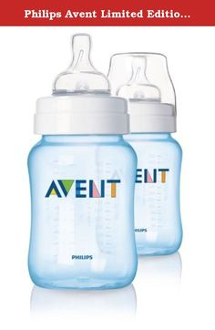 Philips Avent Limited Edition Blue Baby Baby Bottles 2 Pack 260ml New Scf685/27 Good Quality Fast Shipping Ship Worldwide From Hengheng Shop. Philips AVENT Limited Edition Bottles, Blue Pack of 2, 260ml Philips Avent Blue Special Edition bottles are the perfect baby gift for any new parents. Avent's reputation for excellent bottles and feeding equipment continues with limited edition pink and blue bottles. The bottles are made from PP Plastic and completely BPA free ensuring ultimate…