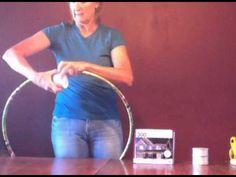 Magical and Romantic DIY Hula Hoop Chandelier - DIY Joy