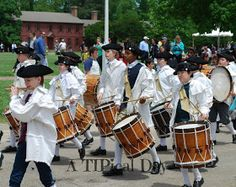 A TIPical Day: Visiting Colonial Williamsburg with Kids