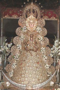 Virgen del Rocío, Almonte (Huelva). LVA-92