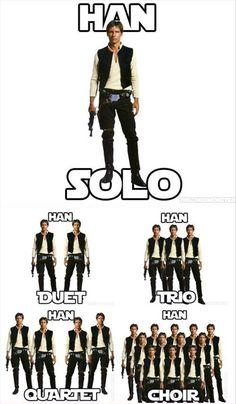 Han Solo math