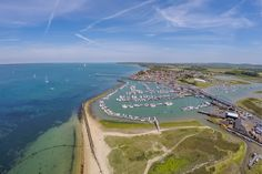 Yarmouth Harbour, Isle of Wight UK