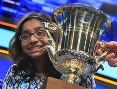 Unflappable Ananya Vinay wins National Spelling Bee - Biphoo