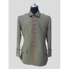 WWI German Empire Pioneer Feldrock uniform tunic.