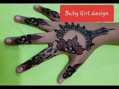 Baby girl mehndi design || Simple and Easy Mehndi Design for Babies and Kid - YouTube Mehndi Designs For Kids, Simple Arabic Mehndi Designs, Mehandi Designs, Simple Designs, Easy Mehndi, Henna, Babies, Tattoos, Youtube
