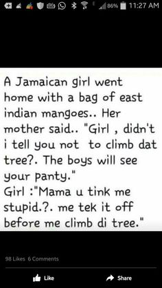 Jamaican Joke