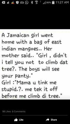 jamaican me crazy joke
