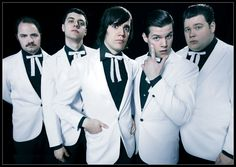 The Hives- Crazy cool band from Sweden