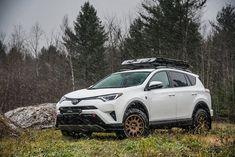 Rav4 2018, Subaru Forester Xt, Suv 4x4, Toyota Rav, 4x4 Off Road, Lift Kits, Trd, Roof Rack, Cars And Motorcycles