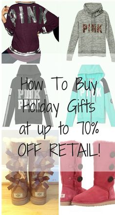 126e620828b2 Buy Holiday Gifts at up to 70% off retail prices! Hunter