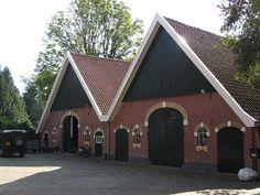 Boerderij het Stroot met tweekapsschuur, Enschede ©TheDJ (wikipedia user)