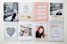 by laeti: Project Life, créez vos propres cartes