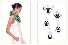 Image result for silk knots hermes