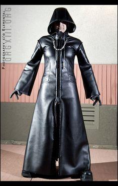 Organization XIII coat sample hood-up http://orgxiii.org/extras/zipper-gallery-cosplay1/