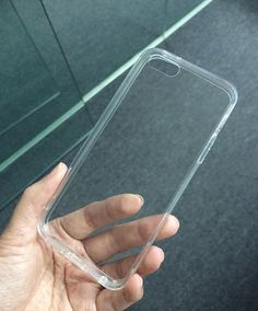 Plastic rubber clear high transparent cover, iPhone 5C clear case iPhone 5 iPhone 5s by BeanBeanCase, $8.49