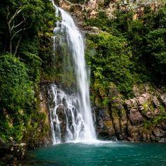 8 cachoeiras com águas cristalinas para conhecer no Brasil