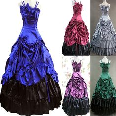 Elegant Lolita Skirts Halloween Costume Palace Ball Gown Fancy Party Dress  Adult  Unbranded  Lolitadress  CocktailChristmasHalloweenCosplayStage c38c1b02eef1