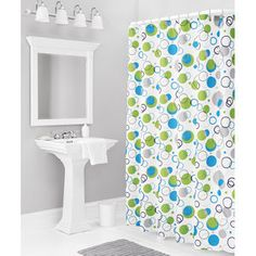 awesome colors....already to do this theme in our bathroom once it gets remodeled :)