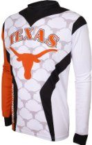 NCAA Texas Longhorns Mountain Bike Cycling Jersey