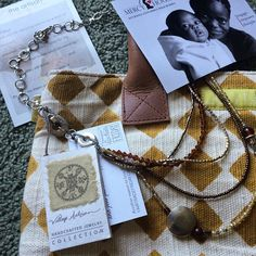 Best mail day. Ever. Help women, feel good about your purchase.