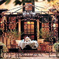 Metal gazebo http://gazebokings.com/...