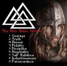 Nine Noble Virtues