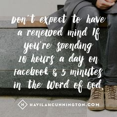 Are you ruining your appetite for God's Word by filling up on spiritual junkfood? Head over to www.paperandtreasure.com to the blog STOP STARVING YOUR SOUL (bible study & devotions section).