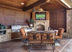 Palmetto Outdoor Spaces Sells and Installs Weather Well Elite Shutters for enclosing your outdoor living space.