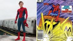 These are 37 of the Spider-Man: Homecoming comic book references you may have missed.