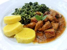 Curry, Pork, Cooking, Breakfast, Ethnic Recipes, Sweet, Delicate, Foods, Czech Recipes