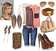 """""""Sin título #268"""" by nicolle-castanos-hart on Polyvore"""