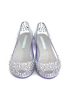 Melissa   Ultragirl Maskrey Clear Shoes