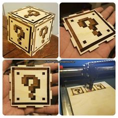Really happy the way this laser cut plywood box came out. Fusion 360 is amazing  #fusion360 #autodesk #modeling #3dmodeling #cad  #LaserCutting #lasercut #lasercutter  #laserengraving #LaserEngraver #LaserEngraved #makermovement #makers  #DIY #projects #hobby #8bit #mario  #Nintendo #nes #NintendoEntertainmentSystem #mariobros #Luigi #gamers #gaming #gamergirls