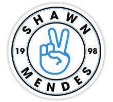 Mendes Sticker