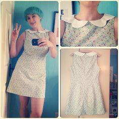 Finished my dress