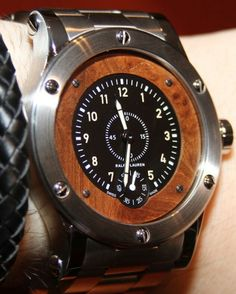 Ralph Lauren Classic Wood Dial - Luxury! #inspiration #woodwatch
