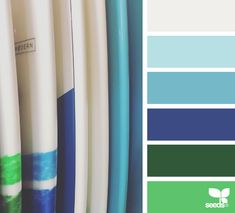 { color boards } | image via: @thebungalow22