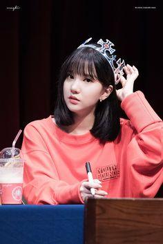 South Korean Girls, Korean Girl Groups, Gfriend Yuju, Jung Eun Bi, G Friend, Girl Short Hair, Entertainment, Girl Day, Ulzzang Girl