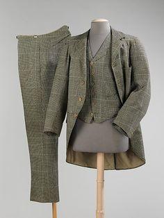 Suit 1894 The Metropolitan Museum of Art
