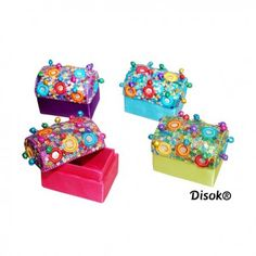Cajita Joyero Pedrería BELL Quilling, Sprinkles, Decorative Boxes, Gift Wrapping, Gifts, Ideas Para, Bbc, Purse, Gifts For Women