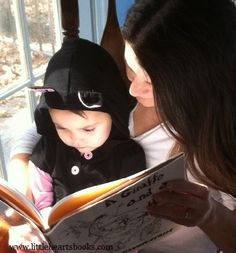 Raising Bookworms: Sharing a Love of Reading with Our Children www.littleheartsbooks.com
